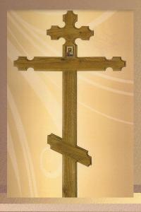 "Крест дуб ""Резной"" РЗ022"